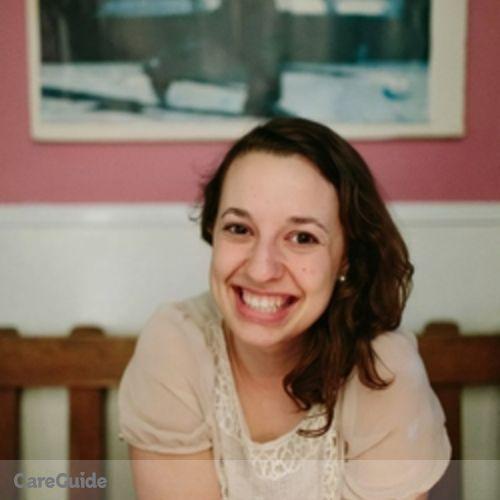 Canadian Nanny Provider Emma K's Profile Picture