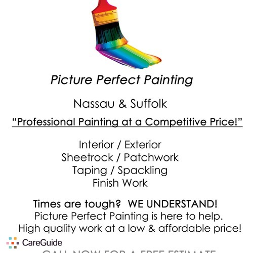 Painter Provider Vince S's Profile Picture