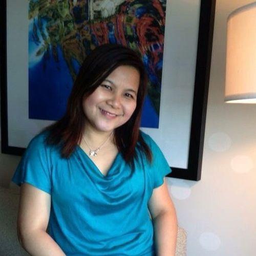 Canadian Nanny Provider Janet Subarba's Profile Picture