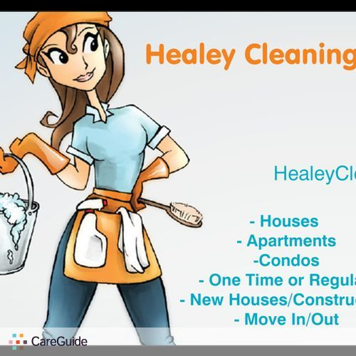 Housekeeper Provider Tristan Healey's Profile Picture