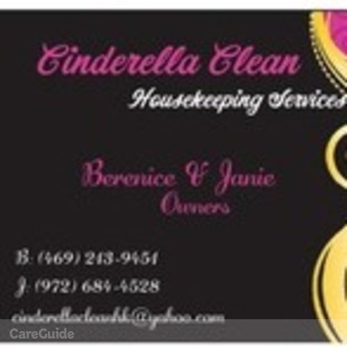 Housekeeper Provider Cinderella Clean Housekeeping Services Hk's Profile Picture