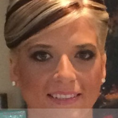 Canadian Nanny Provider Kristina Cardillo's Profile Picture