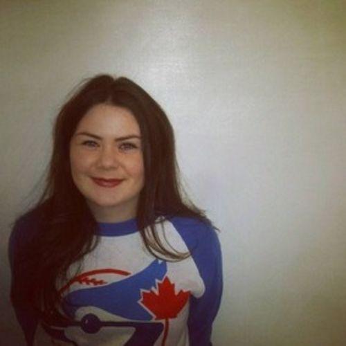 Canadian Nanny Provider Alison D's Profile Picture