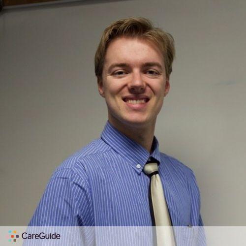 Writer Provider Justin M's Profile Picture