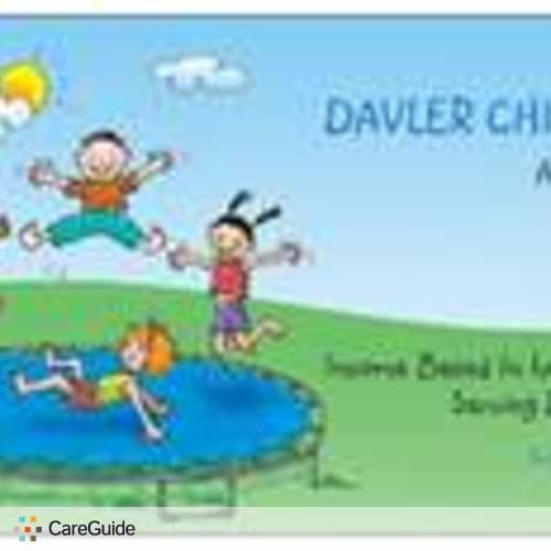 Child Care Provider amanda davis's Profile Picture