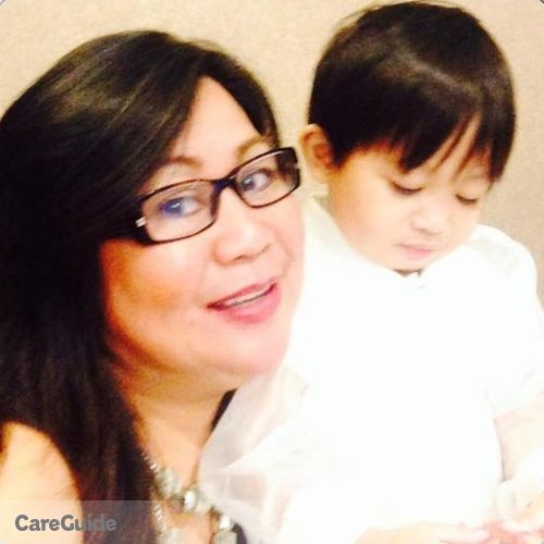 Canadian Nanny Provider Juliet Josue's Profile Picture