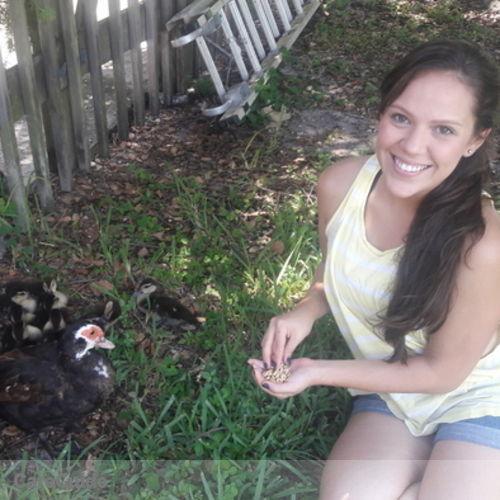 Pet Care Provider Jenny Fernandez's Profile Picture