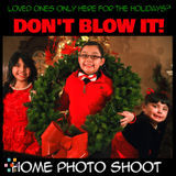 Dont miss the moments this year! Budget family photo shoot on Dec 24th or 25th