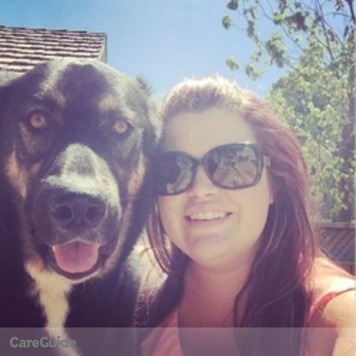 Canadian Nanny Provider Alexandra 's Profile Picture
