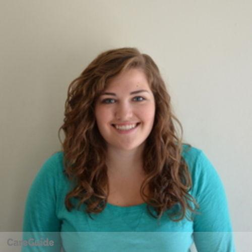 Canadian Nanny Provider Erica F's Profile Picture