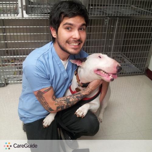 Pet Care Provider ray perez's Profile Picture