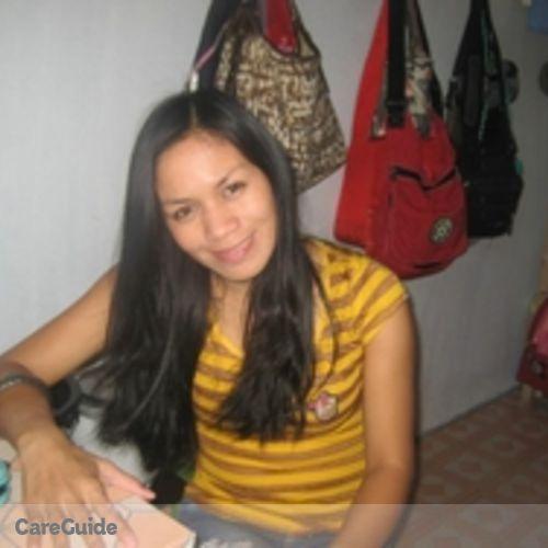 Canadian Nanny Provider Prime Rose Arnoco's Profile Picture