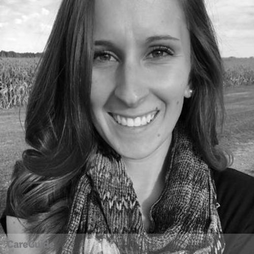 Canadian Nanny Provider Hannah Recine's Profile Picture