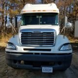 I'm an owner operator looking for someone willing to work in and out of the local port. I only have the one truck.