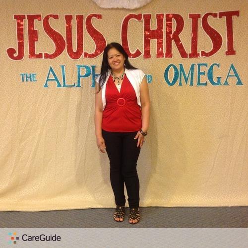 Child Care Provider Susana Arangel's Profile Picture