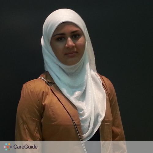 Tutor Provider Alina Shahrukh's Profile Picture