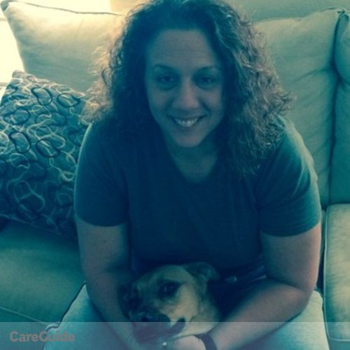 Pet Care Provider Jennifer Moser's Profile Picture