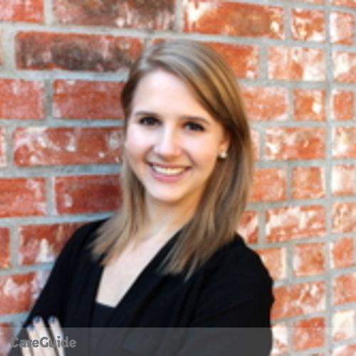 Canadian Nanny Provider Emily Bush's Profile Picture