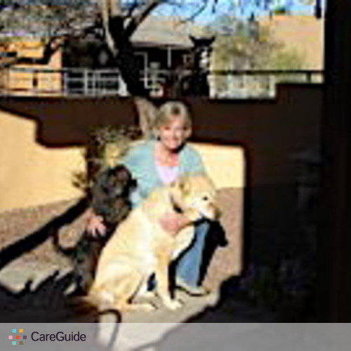 Pet Care Provider suellen hope's Profile Picture
