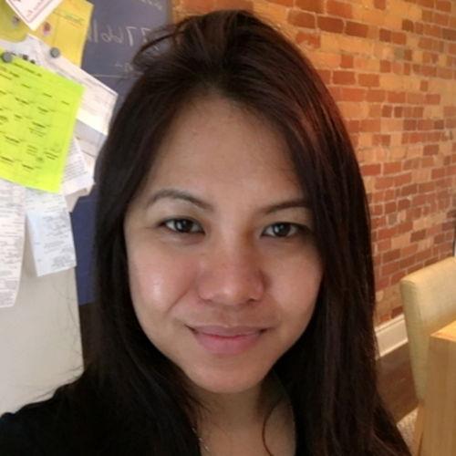 Canadian Nanny Provider Blesilda Yap's Profile Picture