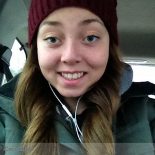 Canadian Nanny Provider Tenysha B's Profile Picture