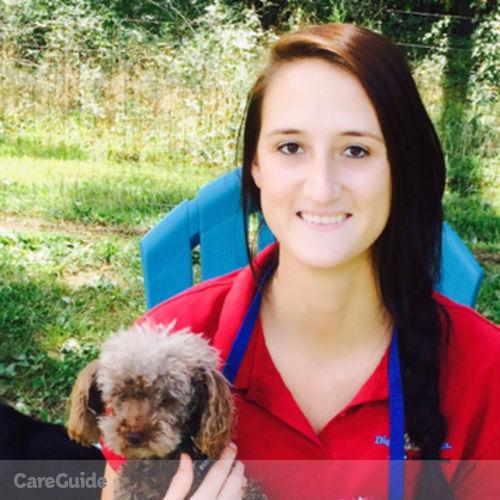 Pet Care Provider Abriana P's Profile Picture