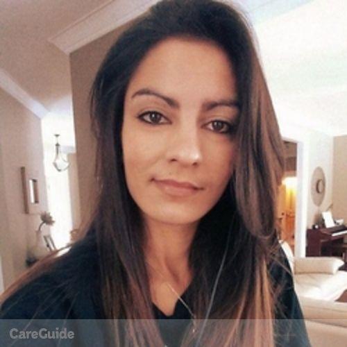 Canadian Nanny Provider Melissa Stevenson's Profile Picture