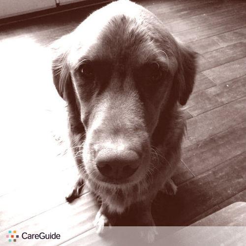 Pet Care Provider Tamra W's Profile Picture