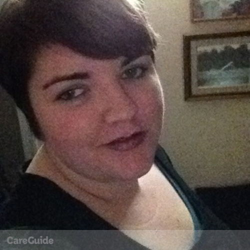 Canadian Nanny Provider Stephanie Cantwell's Profile Picture