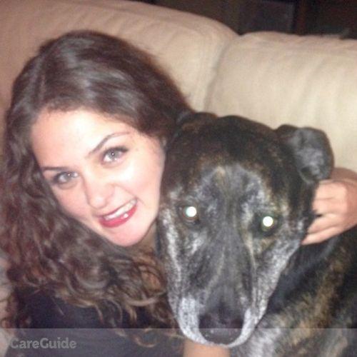Pet Care Provider Vanessa H's Profile Picture