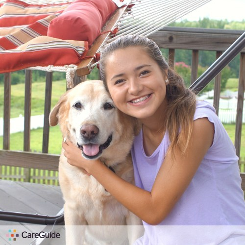 dog walker pet sitter in fredericksburg va petsitter