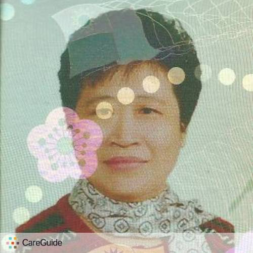 Child Care Provider Yieen Chang's Profile Picture