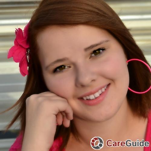 Child Care Provider Whitney R's Profile Picture