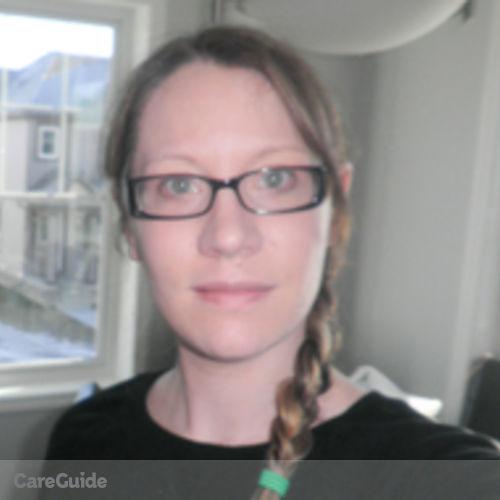 Canadian Nanny Provider Jennifer Allen's Profile Picture