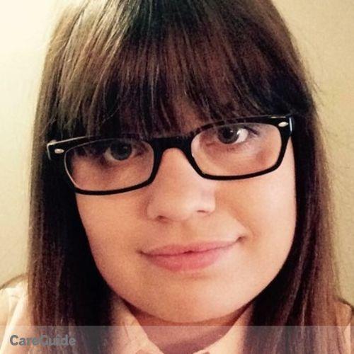 Canadian Nanny Provider Ashley Dalziel's Profile Picture