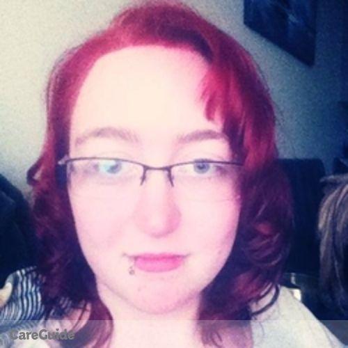Canadian Nanny Provider Symone O's Profile Picture