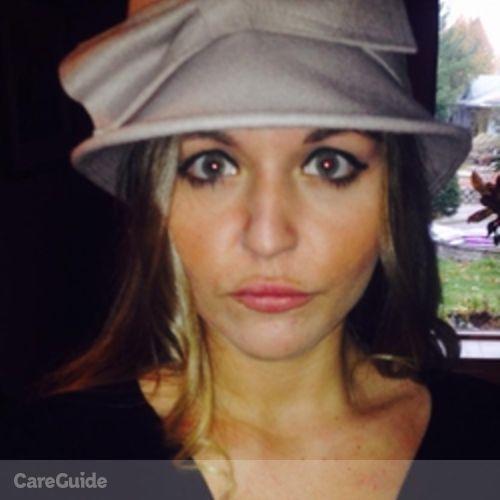 Canadian Nanny Provider Eva Yates's Profile Picture