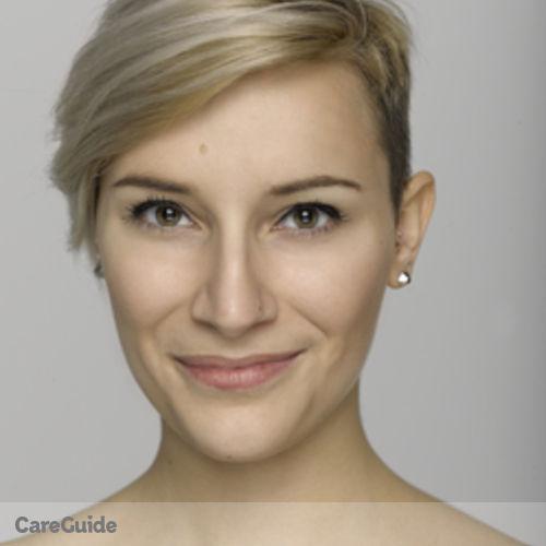 Canadian Nanny Provider Alice P's Profile Picture