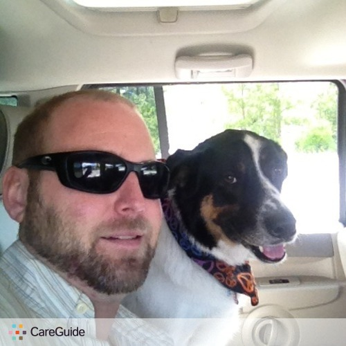 Pet Care Provider Grant Verlaque's Profile Picture