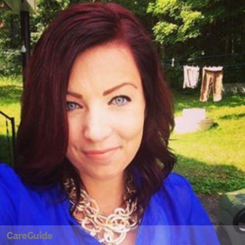 Canadian Nanny Provider Sonia W's Profile Picture