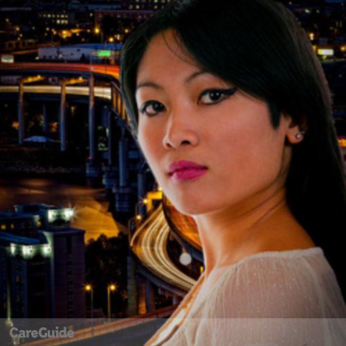 Canadian Nanny Provider Carmen Chan's Profile Picture