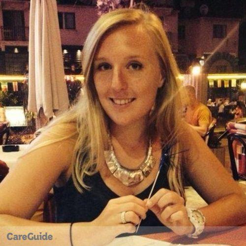 Canadian Nanny Provider Alexandra Bergsma's Profile Picture