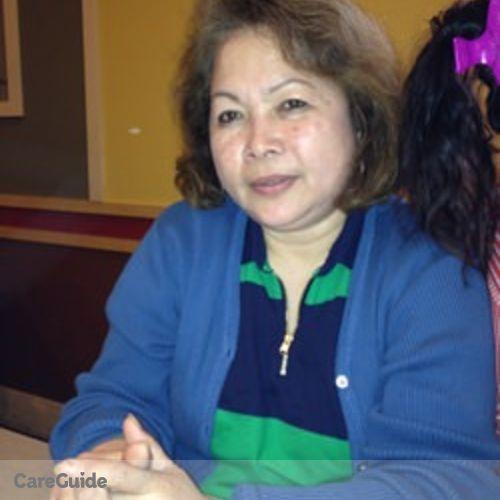 Canadian Nanny Provider Edna Nepomuceno's Profile Picture