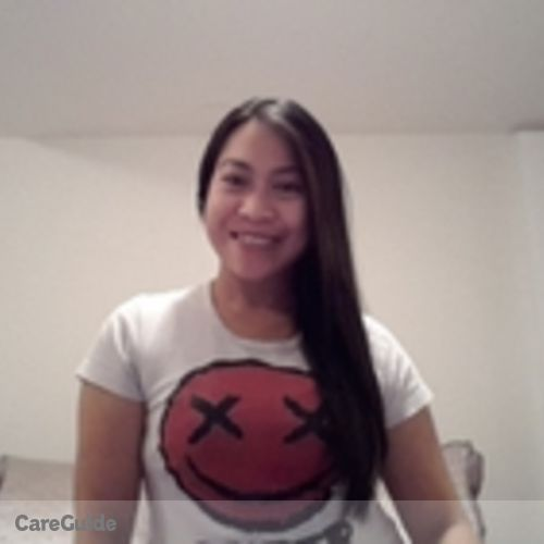 Canadian Nanny Provider Jasmin Salvador's Profile Picture