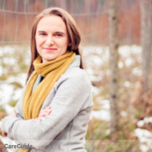 Canadian Nanny Provider Anna 's Profile Picture