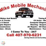 Mike mobile mechanics