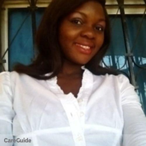 Canadian Nanny Provider Olubunmi Bernice E's Profile Picture