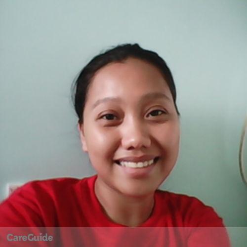 Canadian Nanny Provider Mylene Blanza's Profile Picture