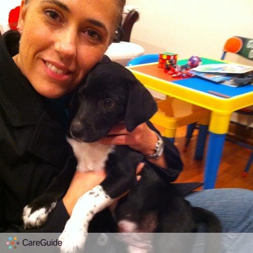 Pet Care Job Julia W's Profile Picture