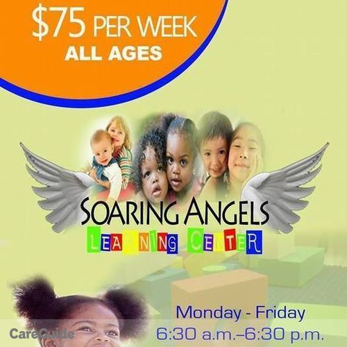 Child Care Provider Soaring Angels Learning Center's Profile Picture